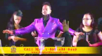 Prophet Manasseh Jordan - Begins To Sing Unto God You are great.flv