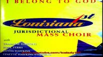 Louisiana 1st Jurisdictional Mass Choir There's Not A Friend.mp4