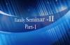 PASTOR VIJAY NADAR - FAMILY SEMINAR SERIES 2 PART -1.flv