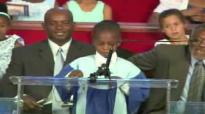 Kaivon Miller 5 Year Old Preacher