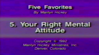 Marilyn Hickey  Your Right Mental Attitude  1992