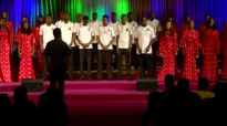 The Lagos Community Gospel Choir performing Great Nation.mp4