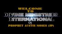 Prophet Austin Moses God of miracle Ukraine