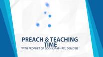 Presence Tv Channel ( Preaching Time) June 27,2017 With Prophet Suraphel Demissie.mp4