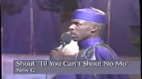 Shout 'Til You Can't Shout No Mo' - Ricky Dillard & New Generation Chorale.flv