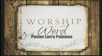 #17 The Insecurity of The Secured Mark 101331 Pastor Larry Pabiona