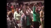 NJ Sithole Praising in Durban