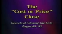 Zig Ziglar - Secrets Of Closing The SALE (Cost or Price).mp4