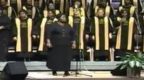 Kefia Rollerson _ Greg Allen & Friends Gospel featuring the phenomenal Kefia Rollerson.flv