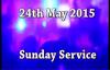 SK Ministries - 24th May 2015 , Speaker - Pastor Shekhar Kallianpur.flv