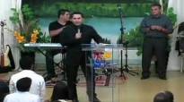 Pr.Yossef Akiva em Macapa  I Samuel 13 a Historia de Samuel