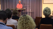 Geoff Bullock live at Combined Churches Healing Service, St Marys Fri 71114 Howard Sands