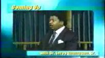 Leroy Thompson  How To Have A Faith Resurrection 111499