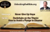 Never Give Up Hope  Sermon on Hope by Pastor Colin Smith