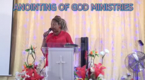 Preaching Pastor Rachel Aronokhale AOGM Revival 2018 Day 2.mp4