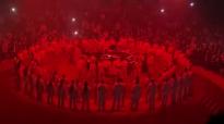 Kanye West Sunday Service-JESUS WALKS- in Credit Union 1 Arena, Chicago - 9 minutes- 16-2-2020.mp4
