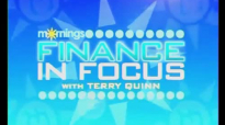 Finance in focus with Pastor Sunday Adelaja  Terry Quinn
