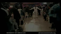MOMENT OF MIRACLES With David Ibiyeomie  A Man Healed Of Hernia