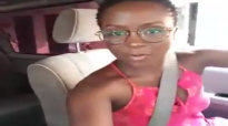 A private ride with Kansiime Anne. African comedy.mp4