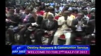 Destiny Recovery and Impartation Service  part two by Dr Paul Enenche 1