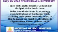 Preaching Pastor Rachel Aronokhale - AOGM - SHEKHINAH & SUFFICIENCY Part 2 Janua.mp4