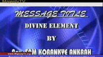 rev. sam korankye ankrah on Majesty TV sun25nov2012
