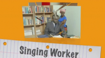 The singing worker. Kansiime Anne. African Comedy.mp4