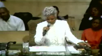 Bishop Millicent Hunter - I May Not Be First, But I'm Next 3.flv