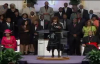 Darnell D.M.A.X. Maxwell sings at his Uncle Bishop James Mortons Church 2012!