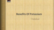 Benefits Of Potassium Maintaining pH level  HEALTH TIPS