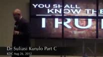 Dr Suliasi Kurulo pt c