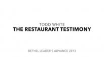 Todd White - The Restaurant Testimony.3gp