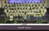 War United Voices Choir w_ Praise Break (Holy Spirit Moved).flv