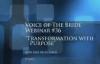 Webinar 36 Transformation with Purpose