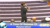 Cynthia Brazelton, A Time Of Release and Restoration 1