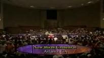 Bishop Eddie L Long  Live on Daystar  2001 Gang Conferance