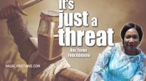 It is just a threat - Rev. Funke Felix Adejumo.mp4