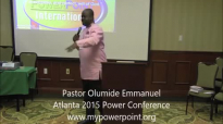 Life Seminar 3 with Olumide Emmanuel, Atlanta 2015 Power Conference.mp4