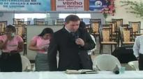Pr Sandro Fontoura prega em Congresso na Assembleia de Deus ParaisoTO