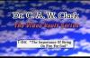 Dr. Ceasar Clark God Setting The Bush on Fire
