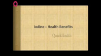 Iodine  Health Benefits Heals skin scars and pimples  Nutrition Tips  Health Tips
