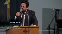Pastor Peter Paul shares about his personal experience with (Late) Pastor Dr. Hizkiel Serosh.flv