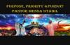 Pastor Mensa Otabil PURPOSE, PRIORITY _ PURSUIT 3 09