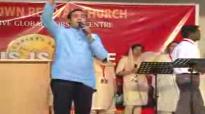 Pastor Tinu George Sharjah Convention Praise and Worship Video