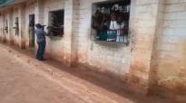 Blind man regain sight instantly in UBIAJA prison Edo State. Glory to God alone.mp4