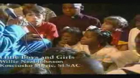 Willie Neal Johnson & The Gospel Keynotes - Little Boys and Girls.flv