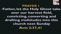 Bishop OyedepoCovenant Hour Of Prayer June 25,2015