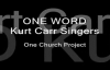 ONE WORD - Kurt Carr Singers.flv