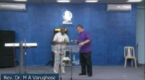 Acts 28 PAUL - English- Malayalam Christian Sermon by Dr Ron Charles.flv
