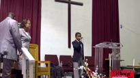 11YearOld Minister Delivers Riveting Sermon
